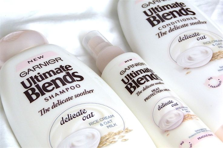 garnier ultimate blends delicate smoother review