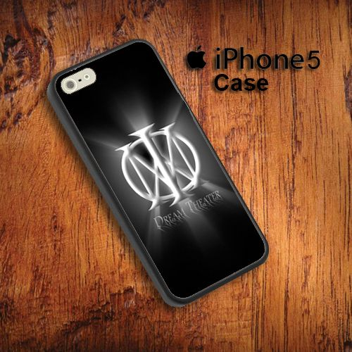 Dream-theater-logo-iphone-5-or-5s-case