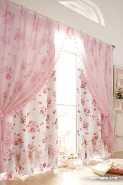 Pi di 25 fantastiche idee su tende per la camera da letto su pinterest tende fai da te tende - Tende in pizzo per camera da letto ...
