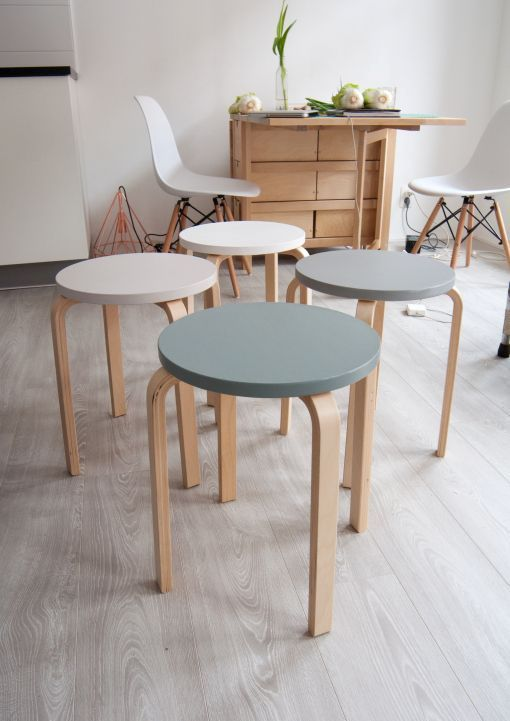Versatile, Ikea Frosta Stool $15  40 Amazing IKEA Frosta Stool Ideas And Hacks