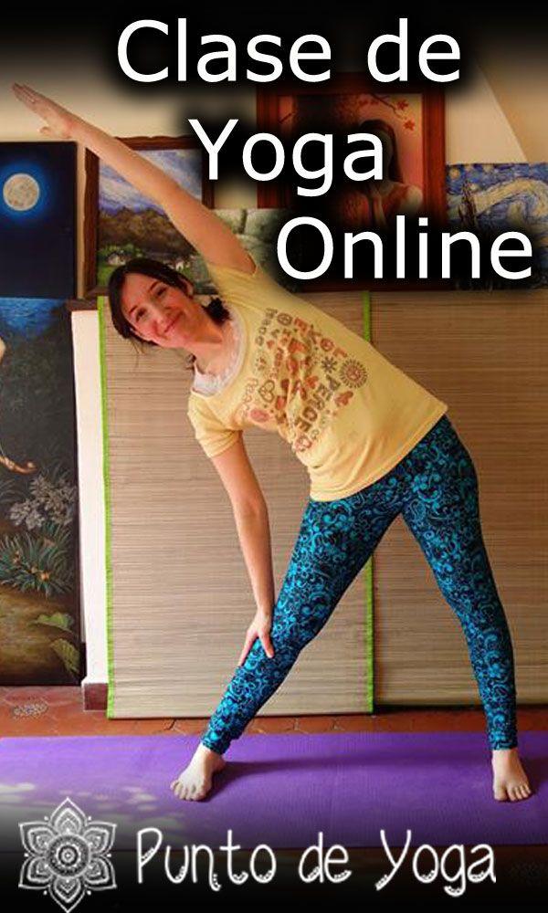 Yoga Para Todos Apta Adultos Mayores Yoga Clases De Yoga Online Clase De Yoga