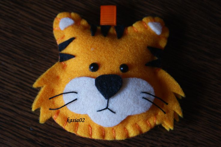 tygrys, tiger filc, felt