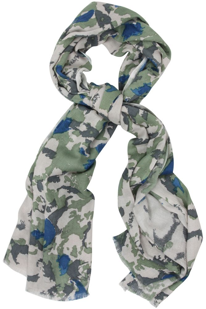 Maasai Scarf from Eb&Ive.  Made from 100% viscose.  Available in Cactus and Orchid from www.bohemianliving.com.au