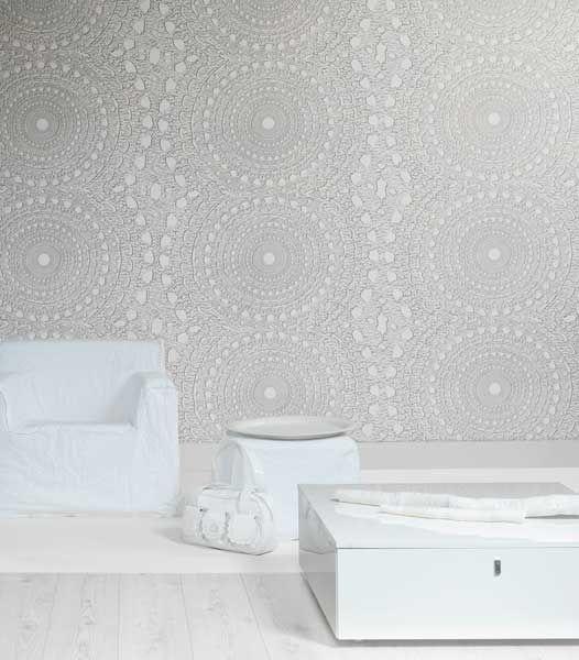 Eijffinger Contempo Designer Wallpaper - Lace (389070)