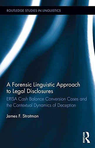 Forensic phonetics essay