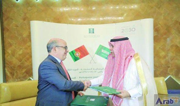 KSA, Portugal sign cooperation accord