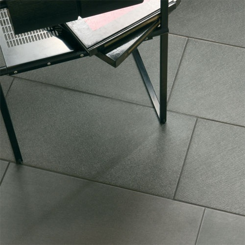 DTW Ceramics - Newstone Non Slip Floor Tiles in 3 Finishes - New Stone Matt Grey Through Bodied Porcelain Frost Resistant Floor Tile