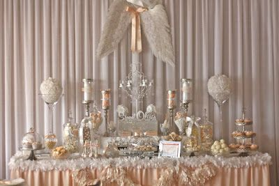 Angel wing party