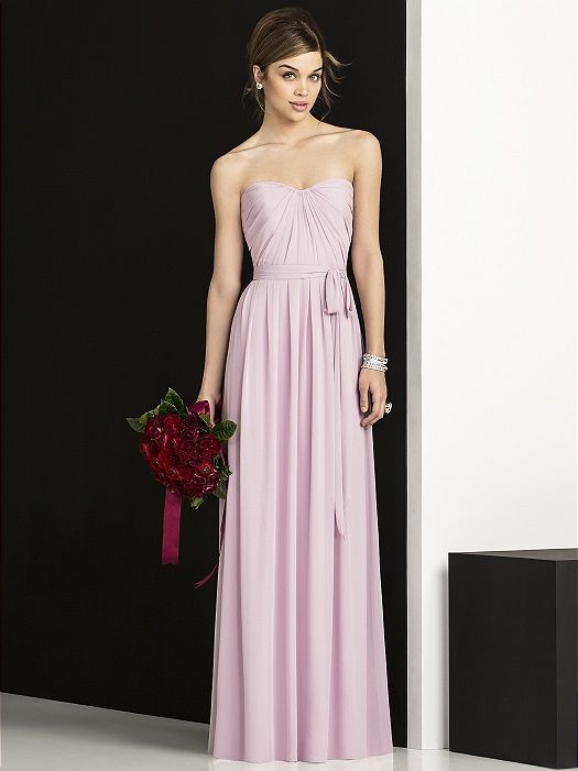 After Six Bridesmaids Style 6678 http://www.dessy.com/dresses/bridesmaid/6678/  Find me at madamebridal.com and pin it to win it!