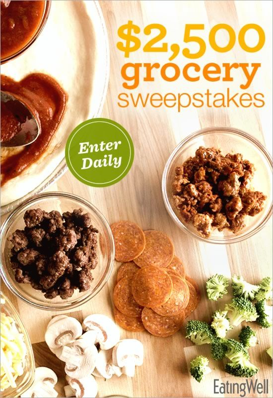 Eating well magazine sweepstakes