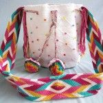 Mochila-Wayuu-hermoso arte indigena