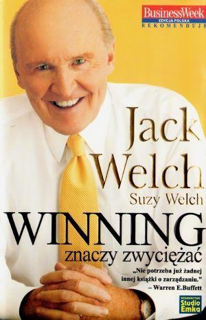 Książka Winning znaczy zwyciężać - zdjęcie 1