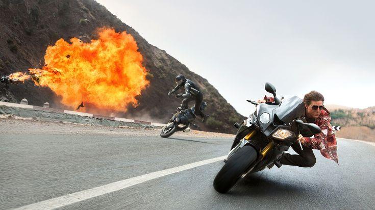 In uscita mercoledì 19 agosto Mission: Impossible – Rogue Nation Tom Cruise, Jeremy Renner, Simon Pegg, Rebecca Ferguson, Ving Rhames