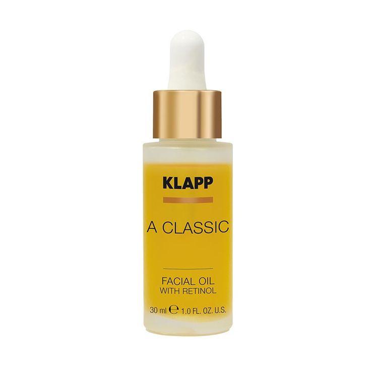 Das neue A-Classic Facial Oil with Retinol von Klapp Kosmetik ist nun bei make-beauty online bestellbar!