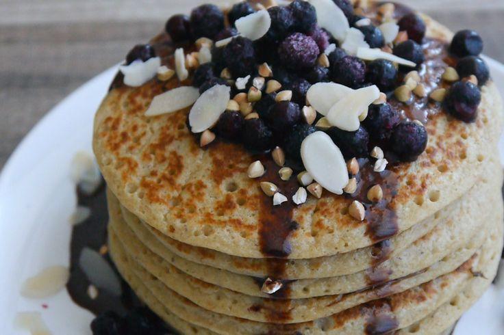 Alice Esmeralda: Petits-déj' du moment (recette pancake banane)