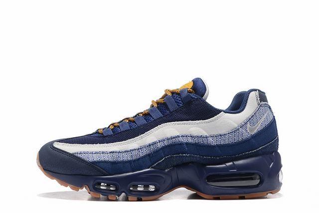 quality design b24df 6685b 95 air max homme,nike pas cher bleu et blanche air max 95 homme