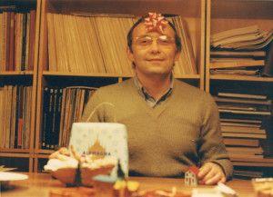 1979, photographer Luigi Ghirri