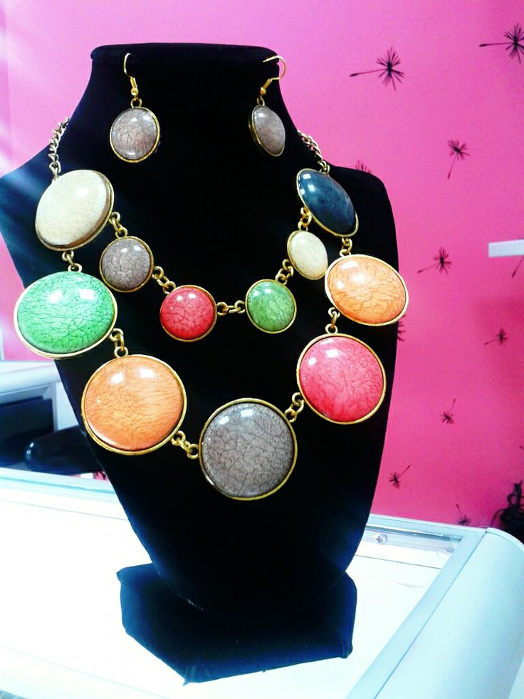 Collar en colores Fantasia !!
