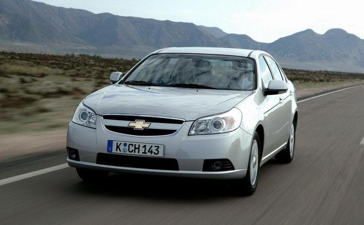 Epica Chevrolet price - http://autotras.com