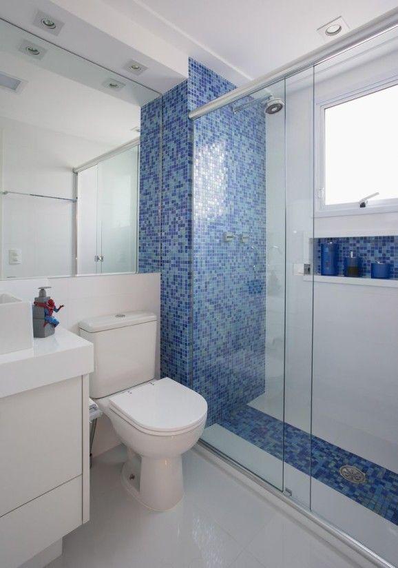 1203 best images about banheiros 4 on pinterest for Como decorar un antejardin pequeno