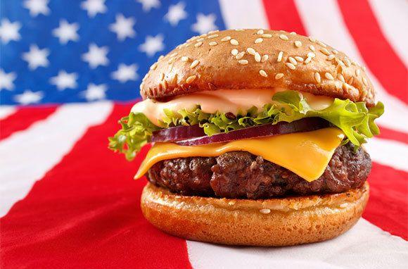 #Hamburger americano #tradizionale, la #ricetta | Fantasie di #cucina  http://www.fantasiedicucina.it/hamburger-americano-tradizionale-la-ricetta/