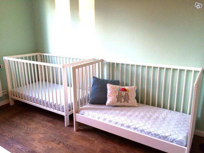 Spjälsäng x 2 med madrass och täcke | Stockholm 700kr