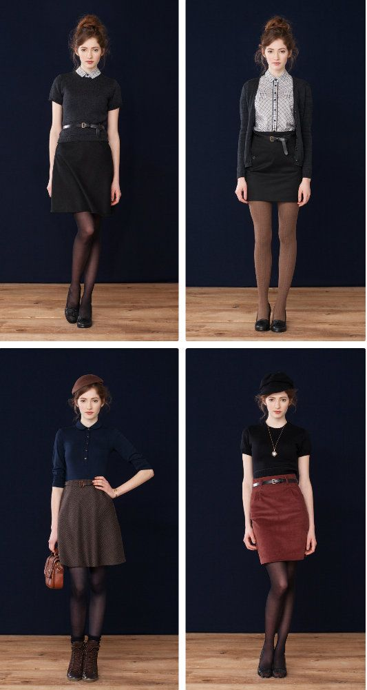 All of these - Betina Lou A/W 2013