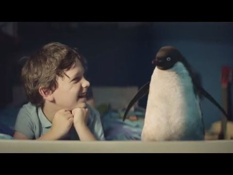 Watch the new John Lewis Christmas TV advert with Monty The Penguin. Click here to continue the story: http://www.johnlewis.com/christmas-ad... The music is ...