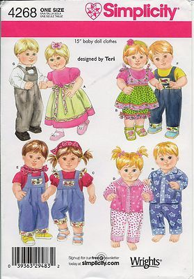Pattern For Baby Alive Doll Clothes Sewing Patterns For Baby