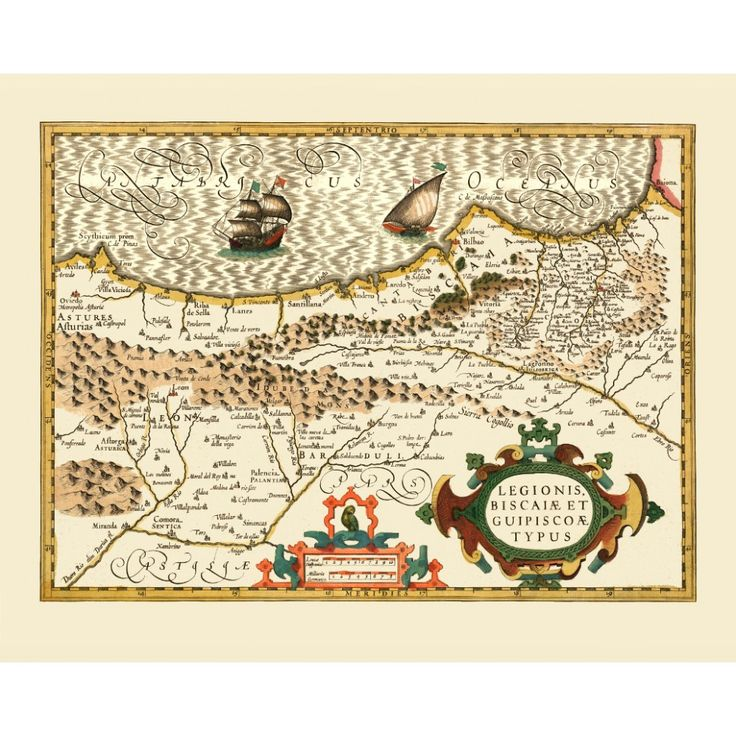 Vintage map of Northern Spain - Camino de Santiago way partly covered. Printed on a handmade paper.  #map, #antiquemap, #vintagemap, #oldmap #historicalmap, #mapreproduction #mapreproductions #oldmaps, #vintagemaps, #antiquemaps, #historicalmaps #handmadepaper #maps, #spain #northernspain, #espana #espananorte, #asturias, #larioja #camino, #caminodesantiago, #caminofrances, #mapdecor, #traveldecor #walldecor, #mapgifts