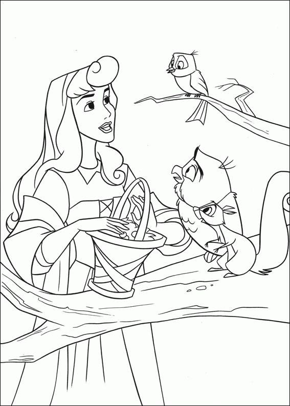 sleeping beauty coloring pages sleeping_beauty_coloring_pages_008
