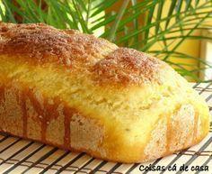 Coisas cá de casa: Pão de Fubá
