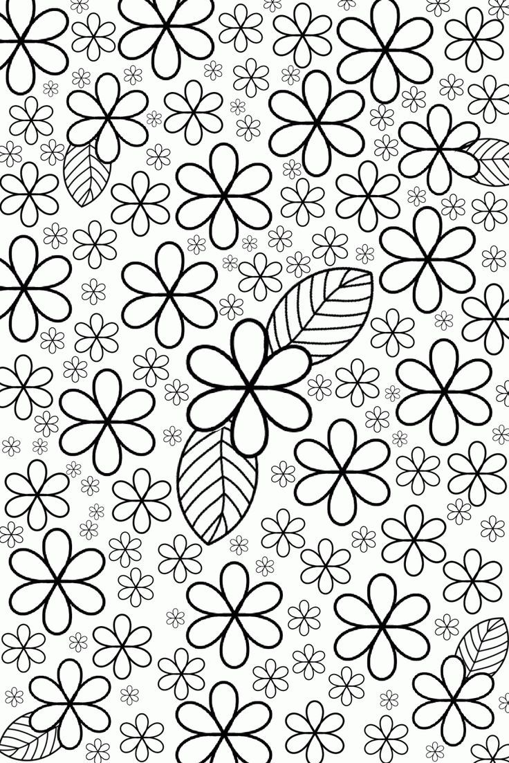 Kleurplaten Coloring Pages Http Designkids Info Kleurplaten Coloring Pages Html Kleu Coloring Pages Coloring Pages For Grown Ups Flower Coloring Pages