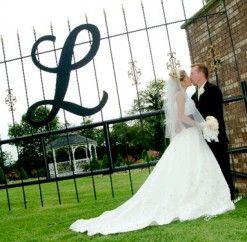 #gate #anthonyslakeside #wedding #justmarried