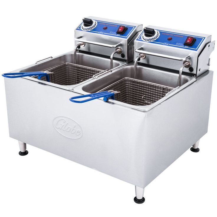commercial electric deep fryer