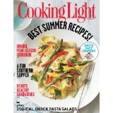 Cooking Light (1-year) (Magazine)By Southern Progress