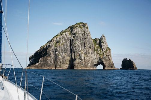 Hole in the Rock-Bay of Islands (New Zealand)