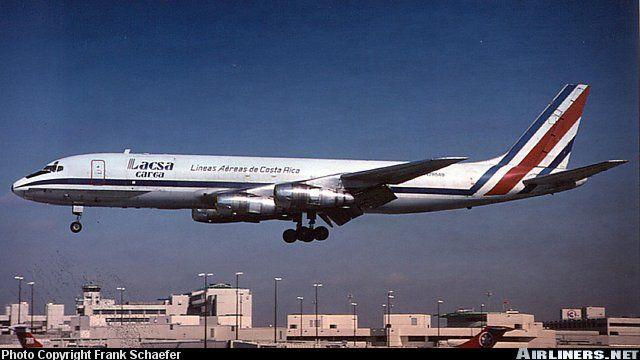 LACSA DC8 CARGO