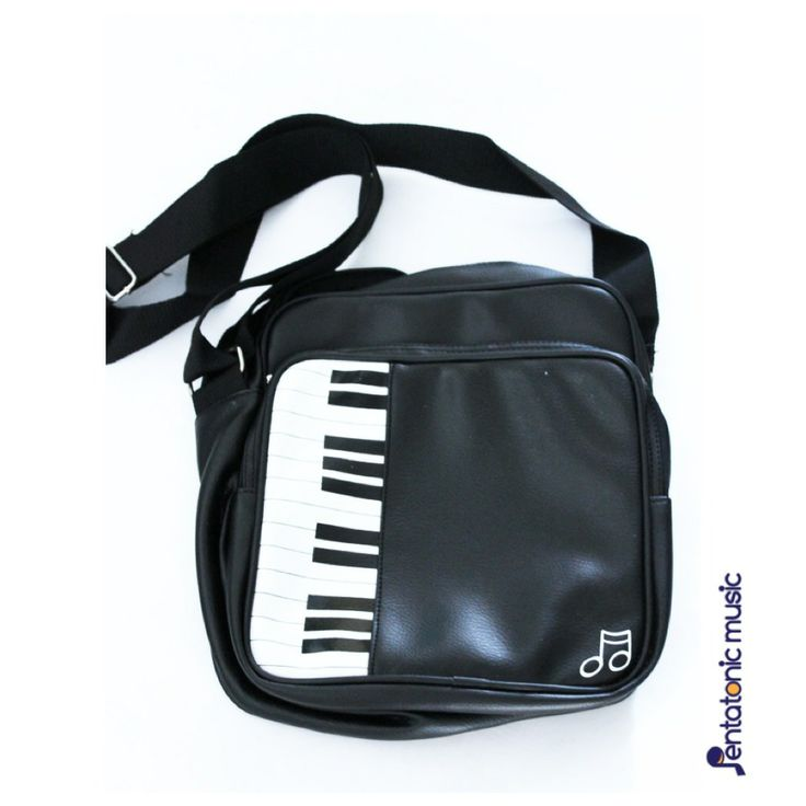 Piano and Note Sling Bag Price : 130.000 IDR Follow Instagram : pentatonicmusic