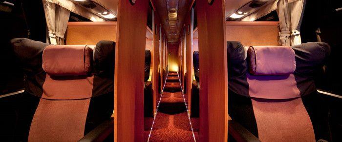 まるでホテルかネカフェ?東京~徳島を結ぶある夜行バスが豪華すぎると話題