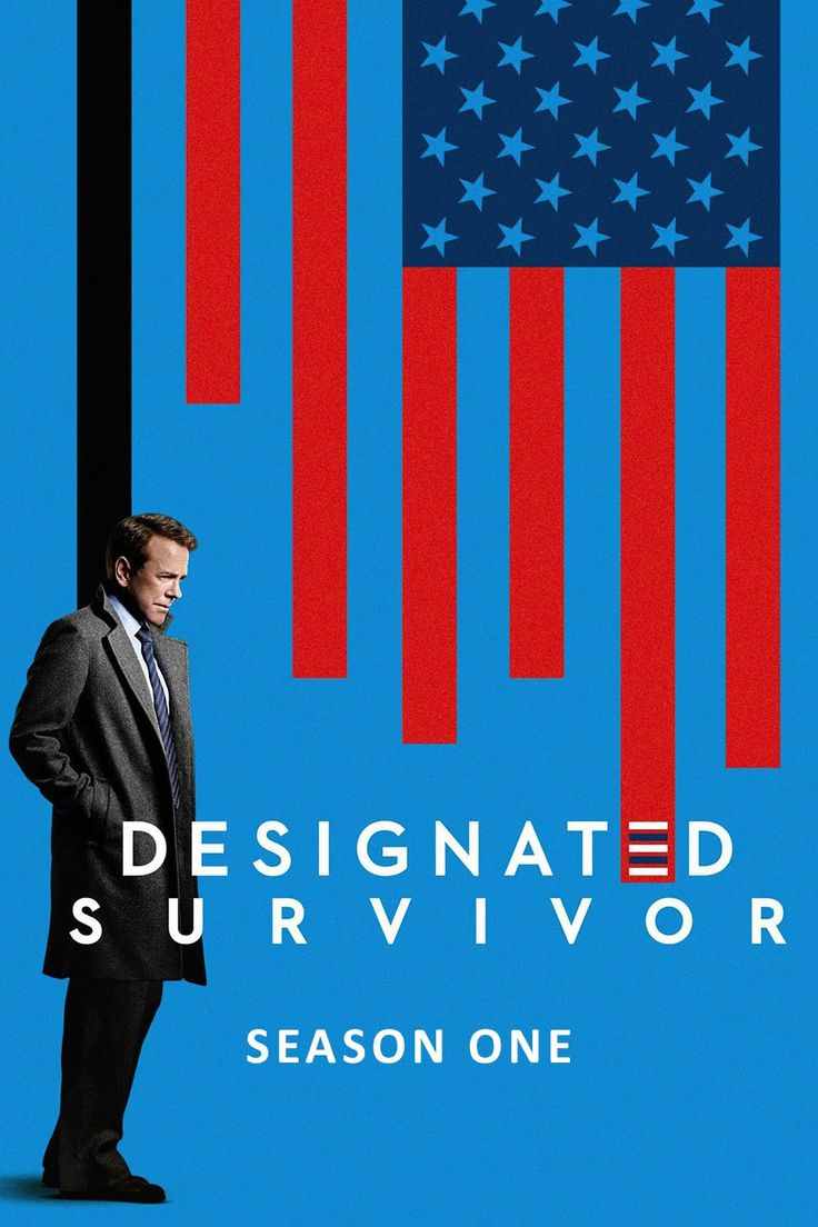High resolution TV poster ( of for Designated Survivor. Image dimensions:  2250 x