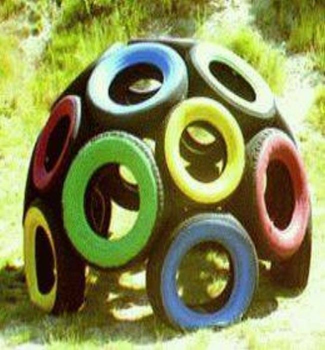 187 best tires upcycled images on pinterest tyres for How to recycle old tires