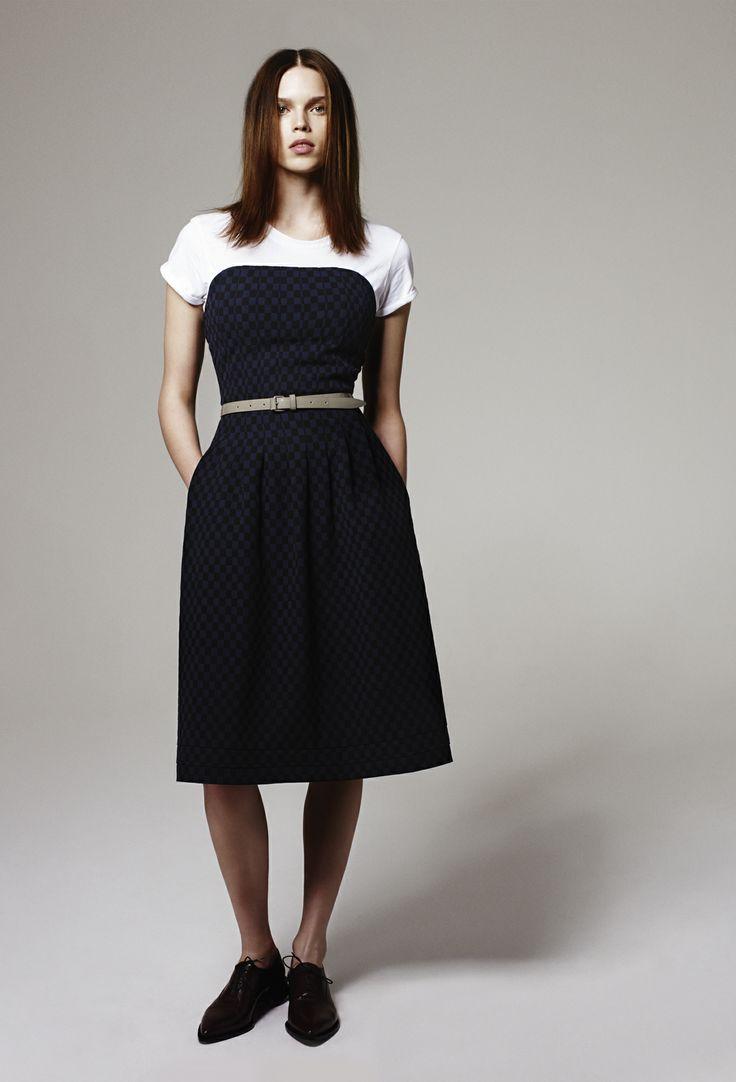 Black dress debenhams - How About This Gorgeous Little Black Dress With A Twist Aw14 Womens Blackdress