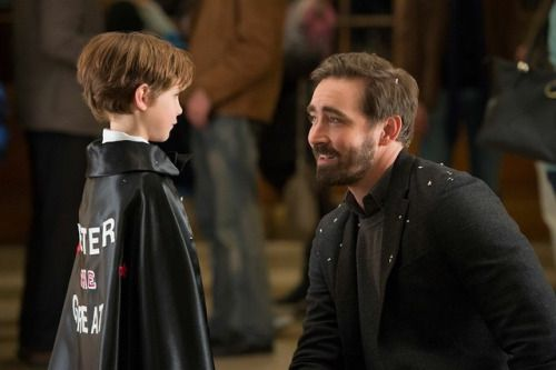 Lee is Dr. David Daniels in The Book of Henry