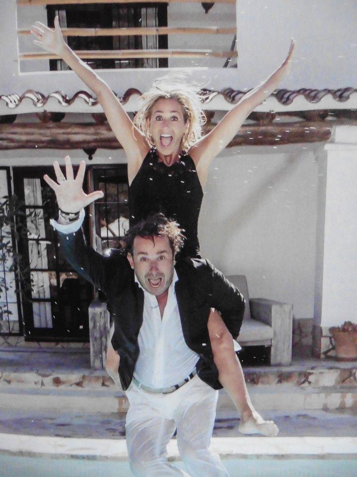 Wendy van Dijk en Marco Borsato