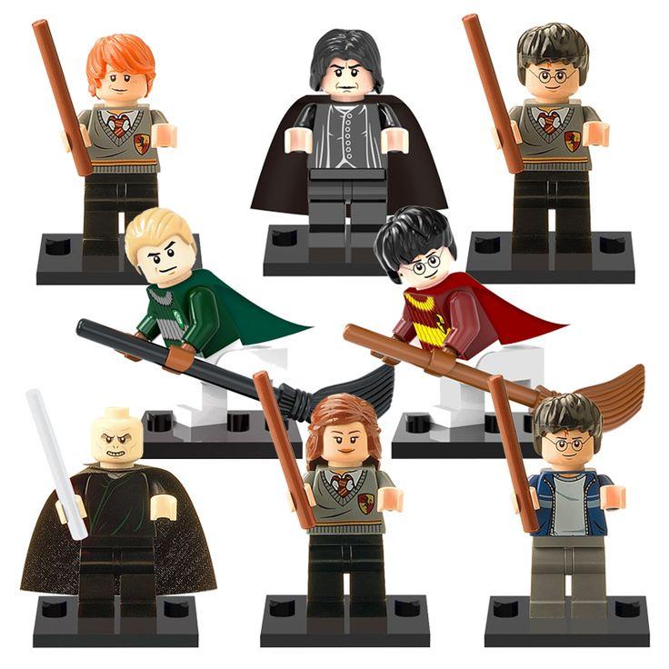 $5.94 (Buy here: https://alitems.com/g/1e8d114494ebda23ff8b16525dc3e8/?i=5&ulp=https%3A%2F%2Fwww.aliexpress.com%2Fitem%2F8pcs-lot-Xinh0121-Legoe-Harry-Potter-Friends-Hermione-Jean-Granger-Ron-Weasley-VS-Lord-Voldemort-Minifigure%2F32689391996.html ) 8pcs/lot Xinh 0121 Harry Potter Friends Hermione Jean Granger Ron Weasley Lord Voldemort Minifigures Building Blocks Toys X0121 for just $5.94