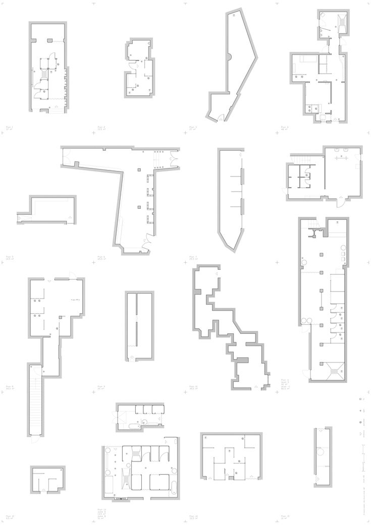 An ethnographic architectural study of rooms used for illicit sex in Barcelona by Pol Esteve Castello and Marc Navarro Fornós