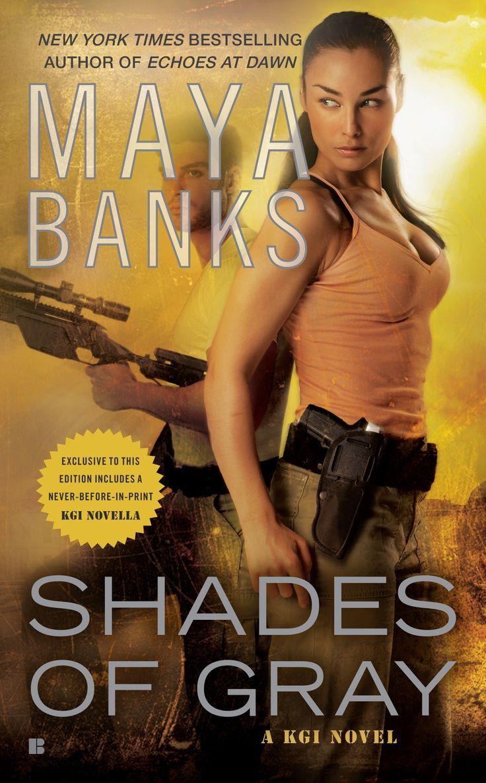 Maya Banks - Shades of Gray