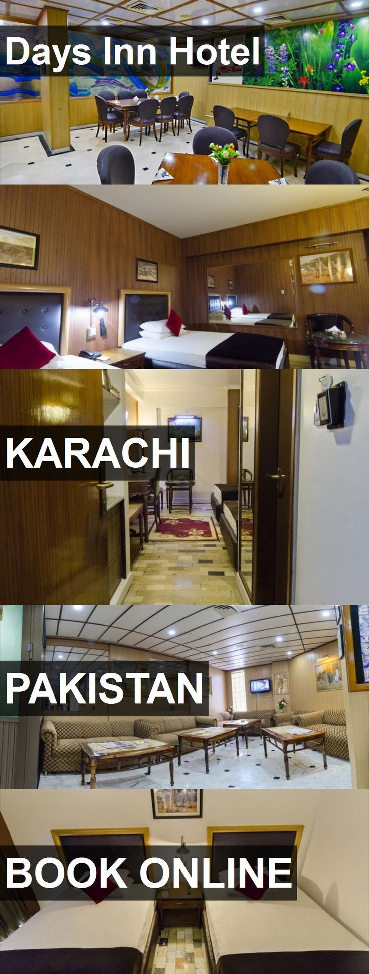Days Inn Hotel in Karachi, Pakistan. For more information, photos, reviews and best prices please follow the link. #Pakistan #Karachi #travel #vacation #hotel