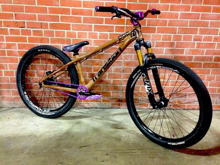 Transition Bank - Tbroms's Bike Check - Vital MTB